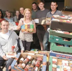 Slough Foodbank Helping Local People In Crisis